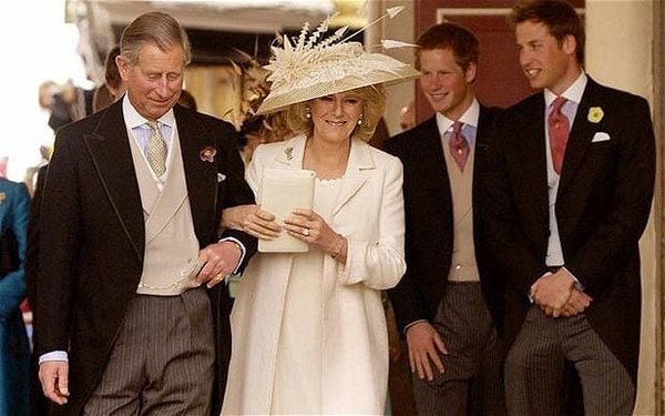 When Prince Charles and Camilla Parker Bowles married eight years ago, these royals did something utterly common: they formed a uniquely modern stepfamily.