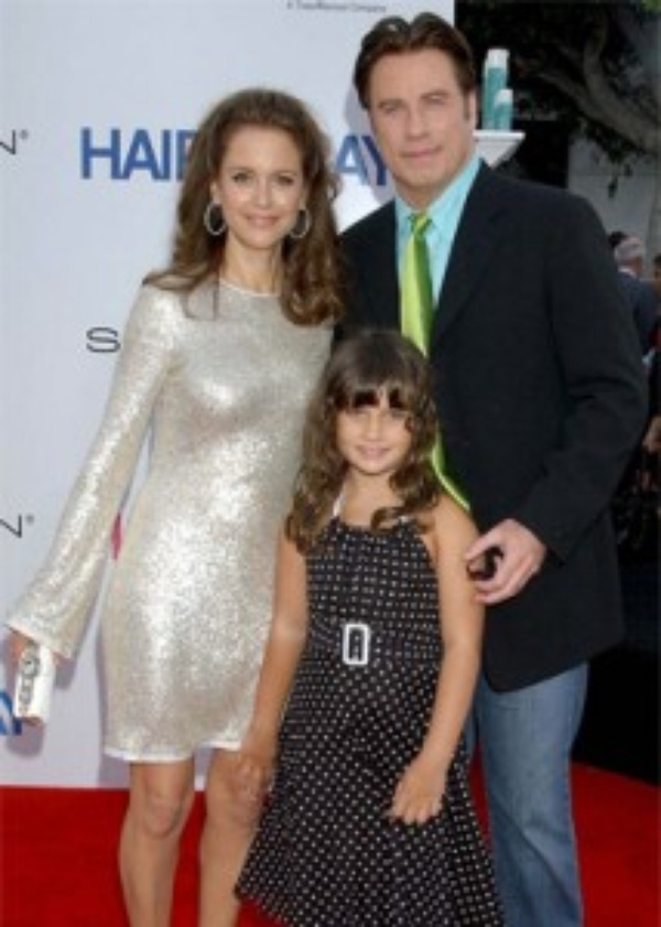 Kelly Preston is pregnant at 47
