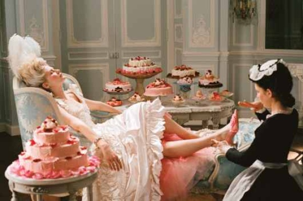In the cultural imagination, wealthy Manhattan mom = Marie Antoinette